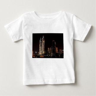 Camiseta De Bebé Horizonte de Bombay la India