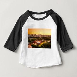 Camiseta De Bebé Horizonte de la Corea del Sur de Seul