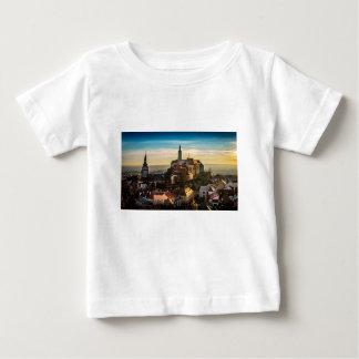 Camiseta De Bebé Horizonte de la República Checa
