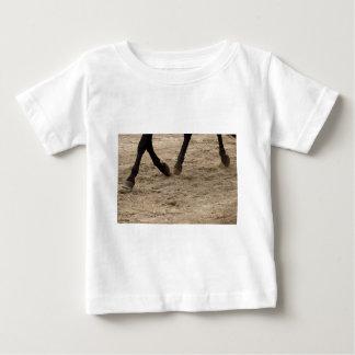 Camiseta De Bebé Horse hooves