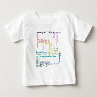 Camiseta De Bebé Hoşgörü