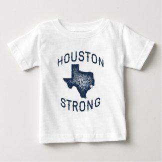 Camiseta De Bebé Houston fuerte - alivio de la inundación de Harvey
