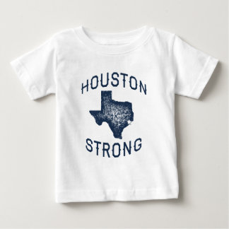 Camiseta De Bebé Houston fuerte - Harvey