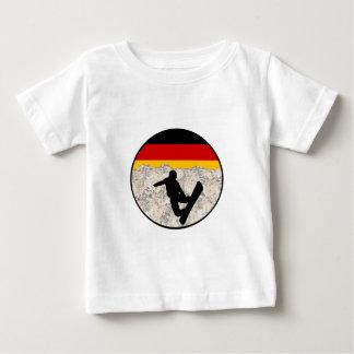 Camiseta De Bebé Huéspedes alemanes