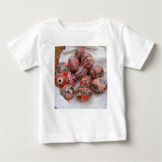 Camiseta De Bebé Huevos de Pascua
