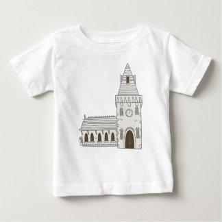 Camiseta De Bebé Iglesia católica