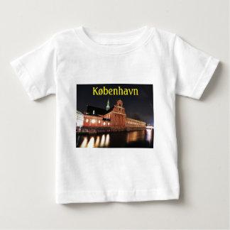 Camiseta De Bebé Iglesia de Holmens (Kirke) en Copenhague,
