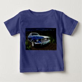 Camiseta De Bebé Iluminación del coche