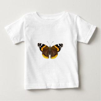 Camiseta De Bebé Ilustraciones de la pintura de la acuarela del