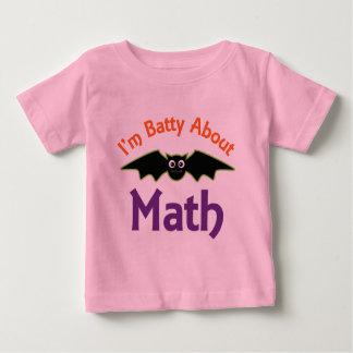 Camiseta De Bebé Im extravagantemente sobre matemáticas