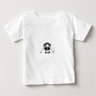 Camiseta De Bebé imagen del chica del espía