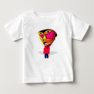 Camiseta De Bebé Individuo del dibujo animado