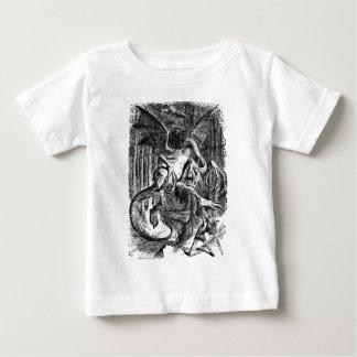 Camiseta De Bebé Jabberwocky