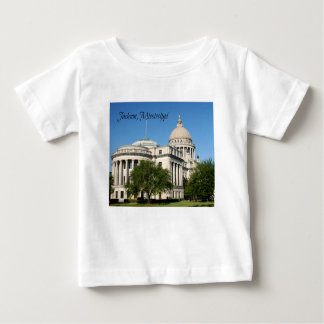 Camiseta De Bebé Jackson, ms