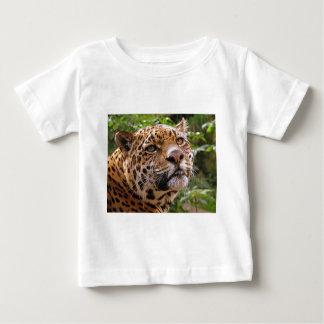 Camiseta De Bebé Jaguar inquisitivo