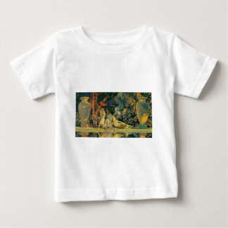 Camiseta De Bebé Jardín