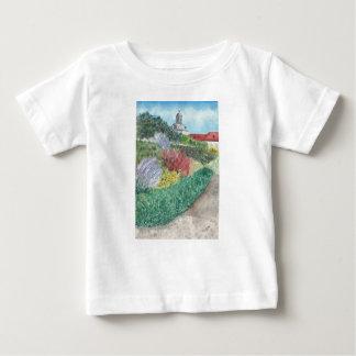 Camiseta De Bebé Jardines en Schloss Köpenick