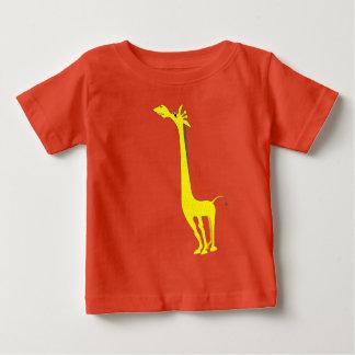 Camiseta De Bebé Jirafa del dibujo animado - Critter