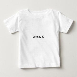 Camiseta De Bebé Johnny K