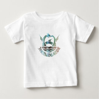 Camiseta De Bebé Jormungandr