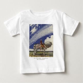 """Camiseta De Bebé Juan Bauer - """"en el mundo ancho """""""