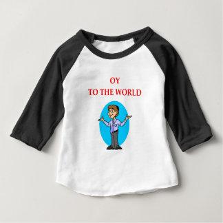 Camiseta De Bebé judío