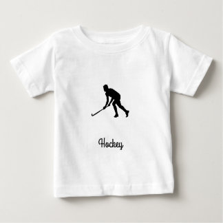 Camiseta De Bebé Jugador de hockey de la hierba