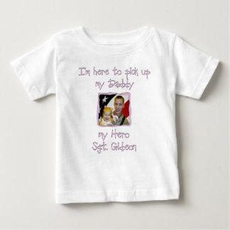 Camiseta De Bebé Kayla modificado para requisitos particulares aquí