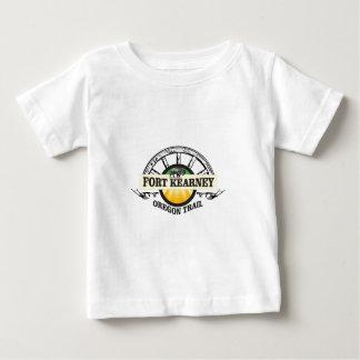 Camiseta De Bebé kearney del fuerte del sello