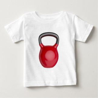 Camiseta De Bebé Kettlebell