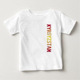 Camiseta De Bebé Kirguistán