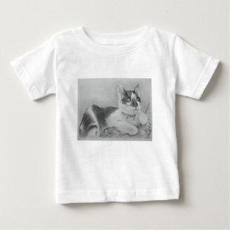 Camiseta De Bebé Kittycat