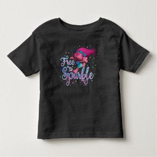Camiseta De Bebé La amapola de los duendes el   libera para