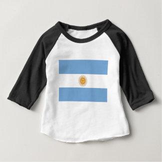 Camiseta De Bebé La Argentina