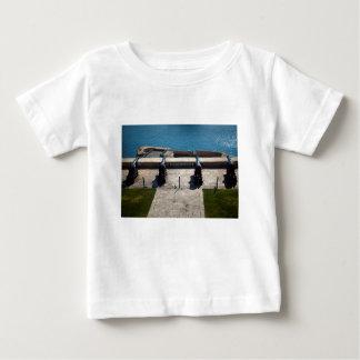 Camiseta De Bebé La batería que saluda