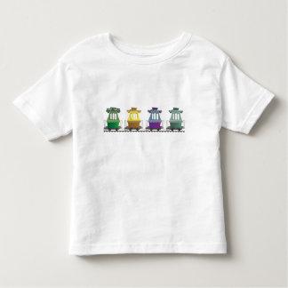Camiseta De Bebé La carretilla alegre del Fairyland en Oakland