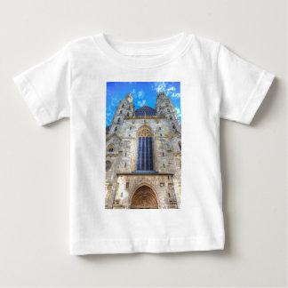 Camiseta De Bebé La catedral Viena de St Stephen