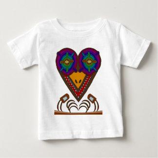 Camiseta De Bebé La cigüeña