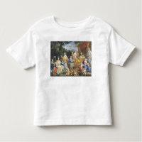 La familia de Louis XIV 1670 2