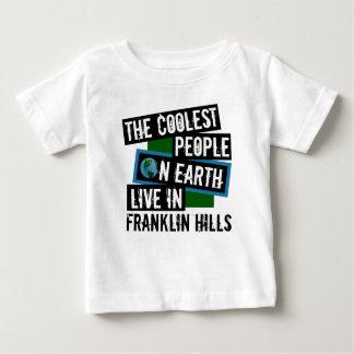 Camiseta De Bebé La gente más fresca en la tierra vive en las