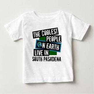 Camiseta De Bebé La gente más fresca en la tierra vive en Pasadena