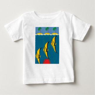 Camiseta De Bebé La gran barrera de coral Australia