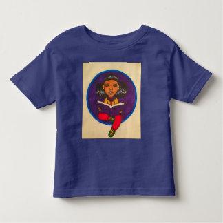 Camiseta De Bebé La lectura es fundamental