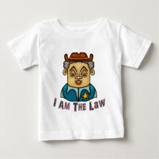 Camiseta De Bebé La ley