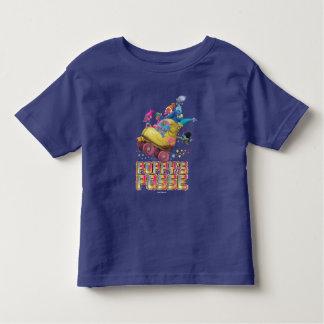 Camiseta De Bebé La pandilla de la amapola de los duendes el  