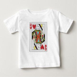 Camiseta De Bebé La rata de corazones