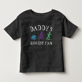 Camiseta De Bebé La raza más grande del Triathlon del