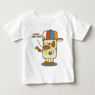 Camiseta De Bebé La vida del barro amasado