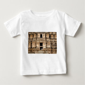 Camiseta De Bebé lado detallado del edificio