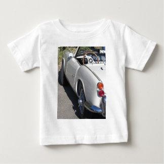 Camiseta De Bebé Lado izquierdo de un coche clásico británico viejo